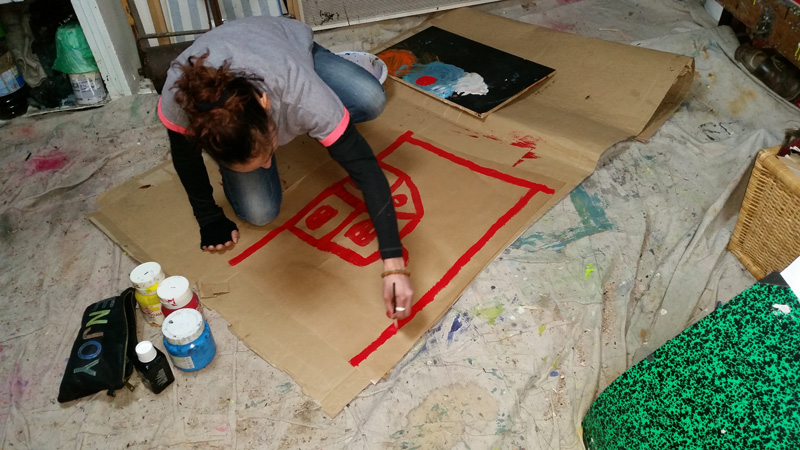 art-thérapie Versailles, 78 Yvelines, psychothérapie Paris