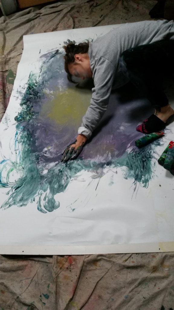 art-thérapie danse et peinture Versailles
