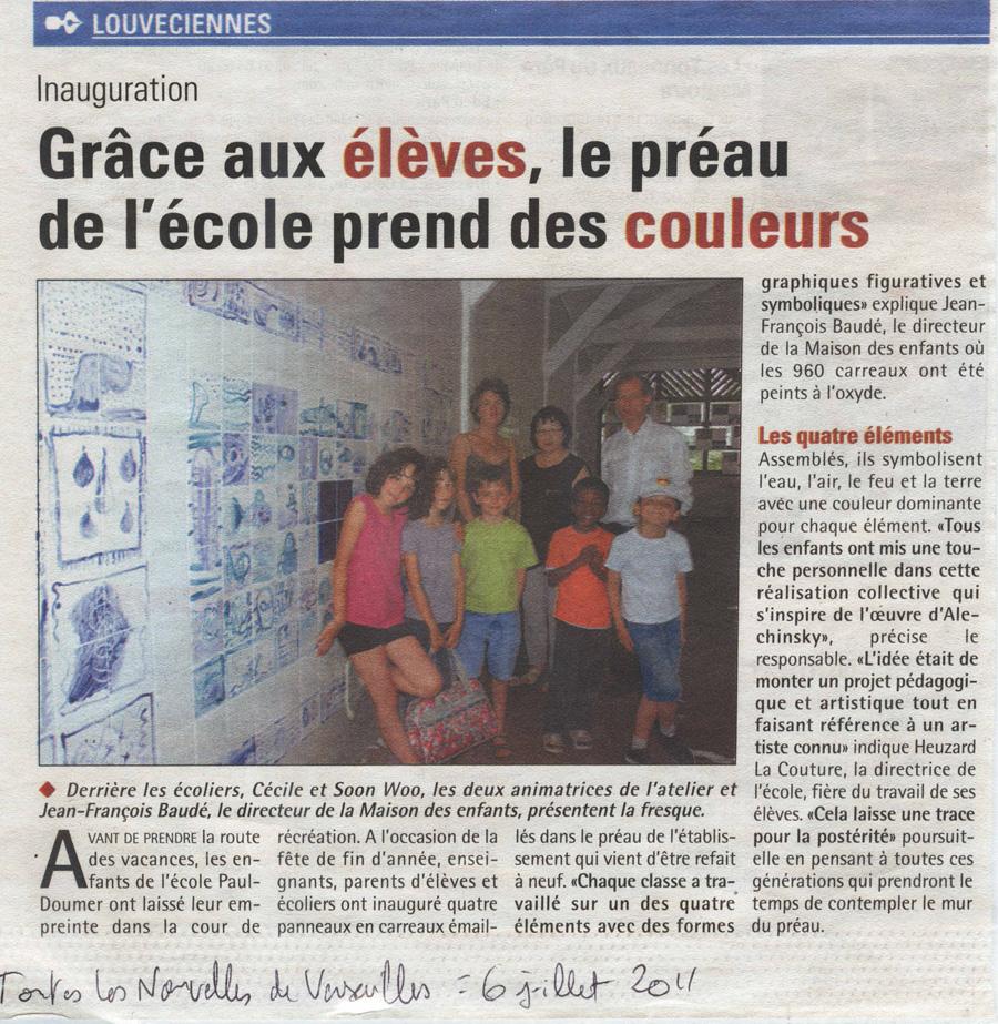 projet artistique ceramique ecole primaire avec l'artiste Cécile Orsoni