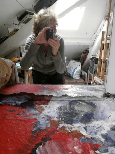 cécile orsoni artiste peintre peinture cours versailles yvelines