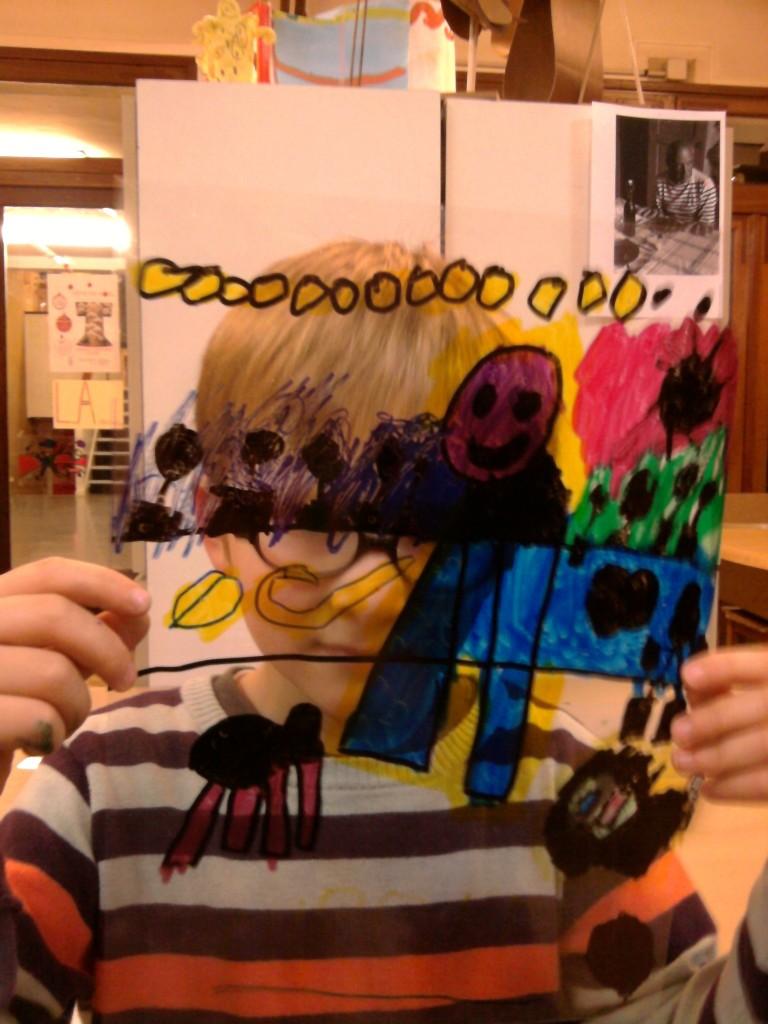 art -thérapie psychanalyse enfants Versailles 78