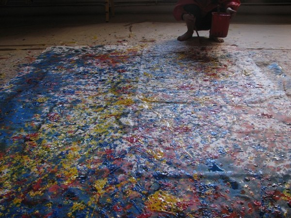 cours de peinture enfants Versailles Yvelines