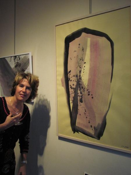 exposition vernissage encres orsoni