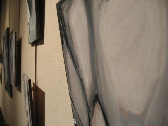vernissage exposition vernissage peinture sur bois orsoni