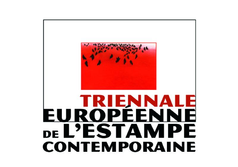 Exposition Cécile Orsoni Triennale européènne de l' Estampe Contemporaone
