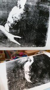 cours de gravure Versailles 78