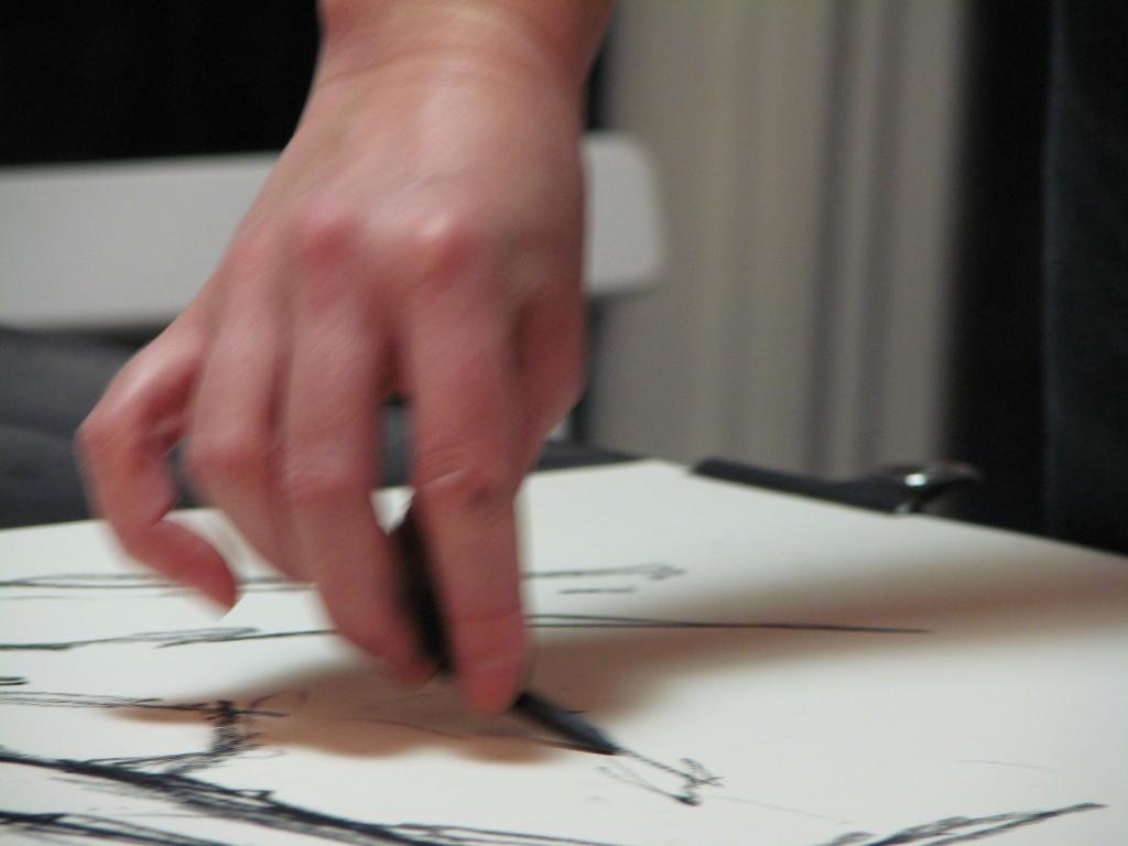 cours de dessin à Versailles