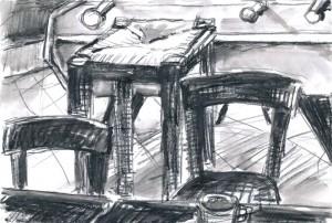 apprendre a dessiner avec Cecile Orsoni