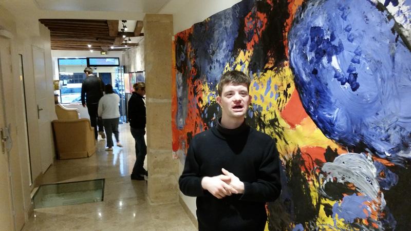 exposition art-thérapie paris