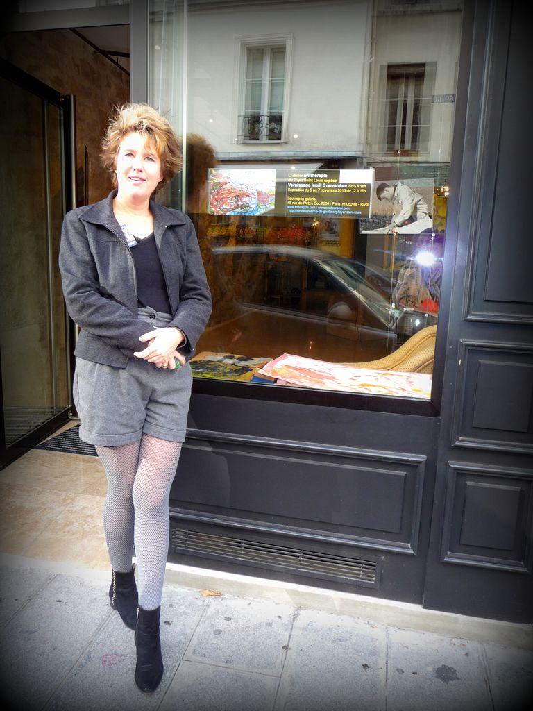 Cécile Orsoni art-thérapeute et psychanalyste Versailles, Paris