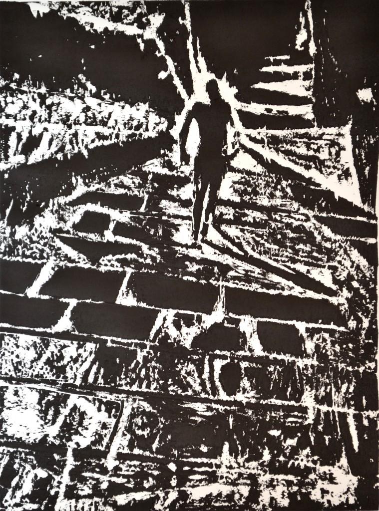 signature livre d'artiste exposition Percée Paris gravures sur bois Cécile Orsoni gravures sur bois Paris