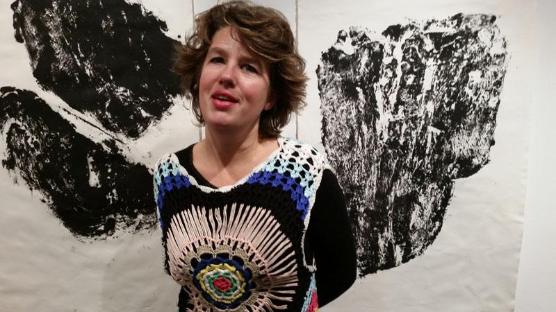 Cécile Orsoni, artiste plasticienne, art-thérapeute 78 Versailles Bastia