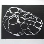 Gravure sur bois de Cécile Orsoni